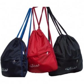 Рюкзак-мішок з розширенням і кишенею 2827