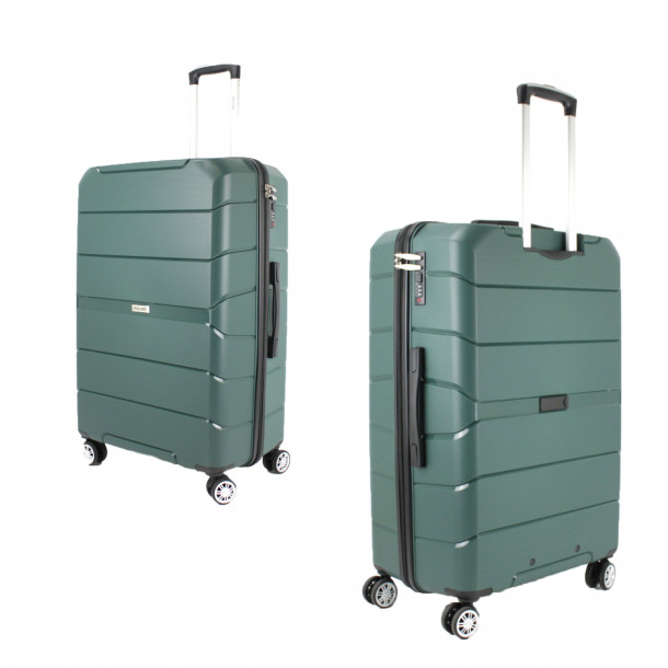 """Комплект """"2"""" валіза 126 (20',24') (4 колеса) - 1"""