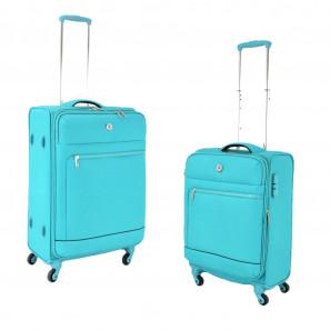 """Комплект """"2"""" валіза СТ716  (20',24') (4 колеса)"""
