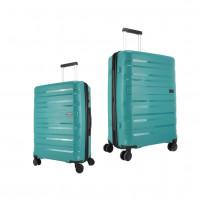 "Комплект ""2"" валіза PPT002 (20',24') (4 колеса)"