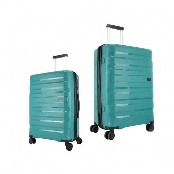 "Комплект ""2"" валіза PPT002 (20',24') (4 колеса) - 1"