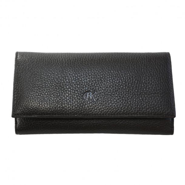 Жіночий шкіряний гаманець 401 - 1